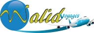 Walid voyages logo